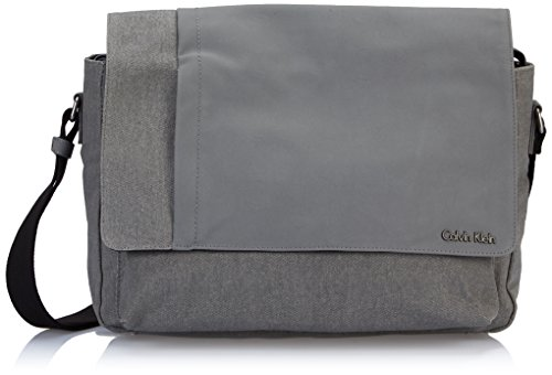 Calvin Klein Jeans Bolso bandolera, CASTLEROCK-PT (Gris) - J5IJ500427