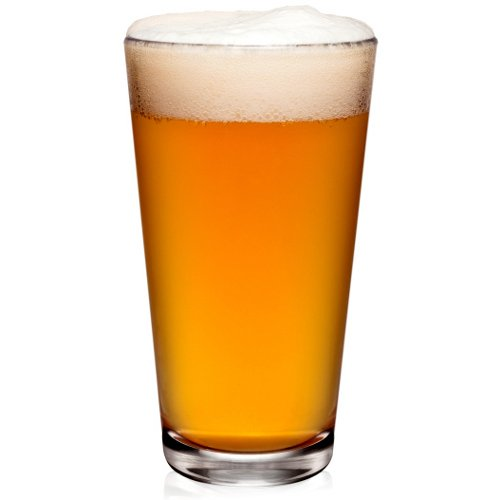 BarLuxe Specialty Collection 16 Ounce Tritan Pint Glass, Set of 6