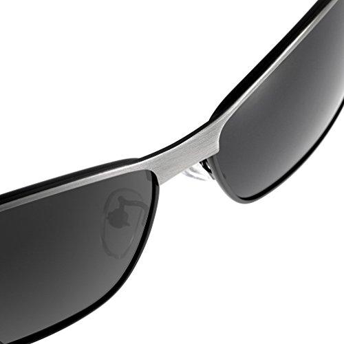 Greetbuy de Sol polarizadas Gafas Exteriores 8485 E para ZdxU6q6F