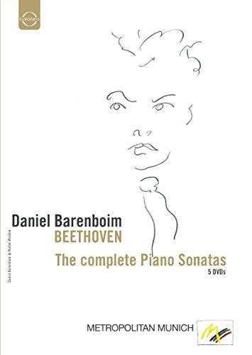 Box Daniel Barenboim: Complete Beethoven 32 Piano Sonatas [Box Set]