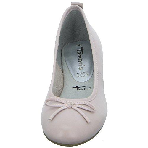 521 Tamaris 22114 1 Pour Rose 1 28 Ballerines Femme AqTZSaqw
