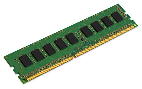 Kingston ValueRAM 4GB 2400MHz DDR4 Non-ECC CL17 DIMM 1Rx8 Desktop Memory (KVR24N17S8/4)