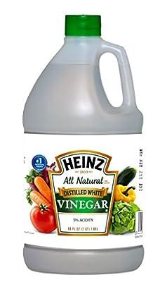 Heinz White Vinegar, 64 Ounce by KraftHeinz