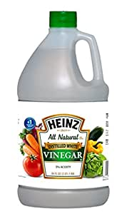 Heinz White Vinegar, 64 Ounce