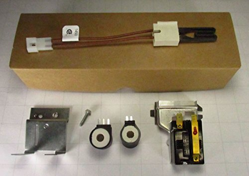 GAS DRYER REPAIR KIT - INCLUDES 279311 IGNITOR, 279834 GAS COILS, AND 338906 FLAME ()