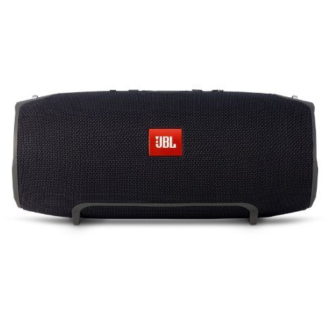 (JBL Xtreme Portable Wireless Bluetooth Speaker - Black -)