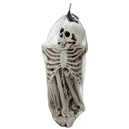 Bag of Bones - Smaller than Life-Size Halloween Skeleton -