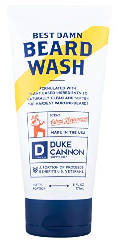 Duke Cannon Natural Organic Ingredients product image