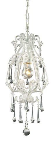 Amazon.com: Alces 12003/1cl Opulence 1-Light colgante en ...