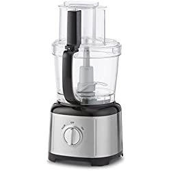 Kenmore 00840713 11 Cup Food Processor, Black and Stainless Steel