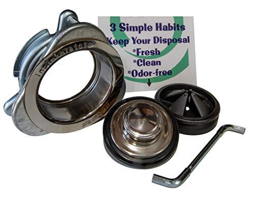 Insinkerator Garbage Disposal Replacement Parts Combo Packs (Quick Lock Flange Bundle) (Kitchen Sink Won T Drain Garbage Disposal)