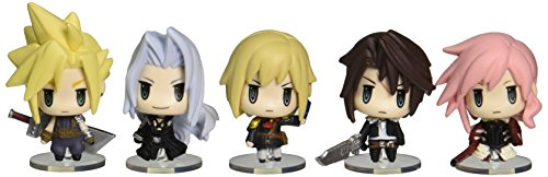 Square Enix Final Fantasy Trading Arts Kai Mini Action Figure Set (Arts Figure Mini)