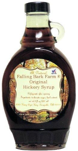 Wildwood's Original Hickory Syrup - 8 oz. by Wildwood's Hickory Syrup (Syrup Shagbark)