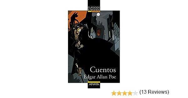 Cuentos de Poe (Clásicos - Clásicos A Medida) eBook: Edgar Allan Poe, Javier Olivares: Amazon.es: Tienda Kindle