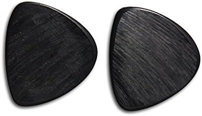 Wegen Dipper 120 negros 1,2 mm – 2 púas (mandolina y guitarra ...