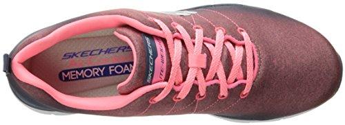 Appeal para Gris Deporte Flex Exterior de 0 Mujer 2 Skechers Zapatillas Cccl B5vw8qq