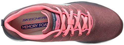 Zapatillas Skechers 2 de para Flex Appeal Gris Cccl 0 Exterior Deporte Mujer AwwrIHxT