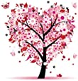 Internet Password Organizer: Love Tree (Discreet Password Journal)