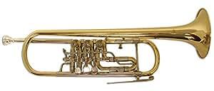 Schiller Elite Bb Rotary Valve Trumpet