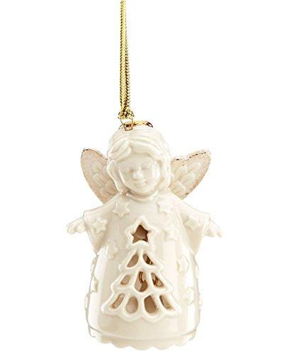 Lenox Exclusive Pierced Angel Tree Bell Ornament (Pierced Bell Ornament)