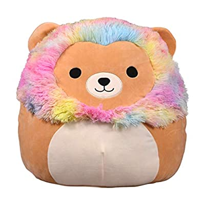Squishmallows 16in Richard The Lion Stuffed Animal, Super Pillow Soft Plush Toy: Kitchen & Dining