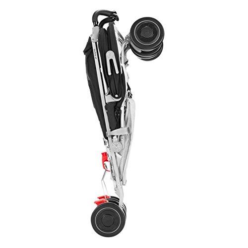 Maclaren Techno XT Stroller, Black/Silver by Maclaren (Image #5)