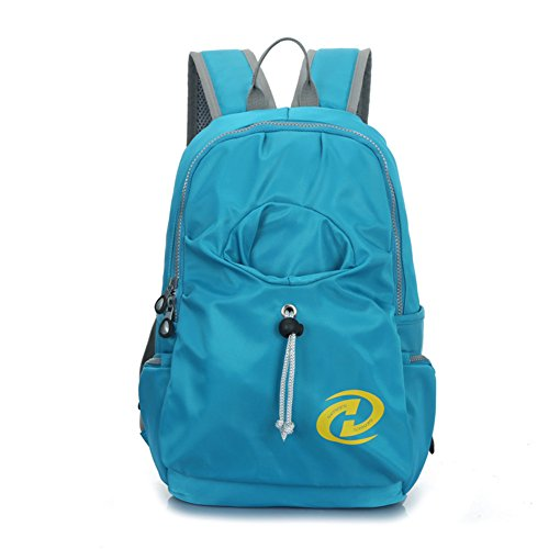 Top Shop Womens Canvas Smilies Expression Backpack Travel Daypack Tote School Shoulder Skyblue - Uk Versace Bag Sale