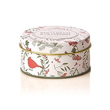 Rosy Rings Red Currant & Cranberry Travel Tin Candle 2.75oz