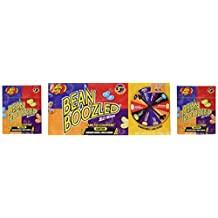 Jelly Belly Bean Boozled 1 Pack Spinner + 2 Small Packs 3rd Edition