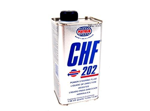Power Steering Fluid 1 Liter VW AUDI CHF202 (Steering Pentosin Power Fluid)