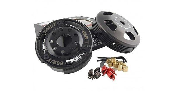 08399120 - Conjunto Stage6 R/T Oversize - Piaggio, D 112 mm: Amazon.es: Coche y moto