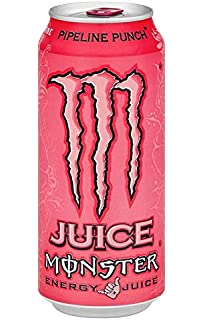 Monster Energy 50cl (pack de 24): Amazon.es: Alimentación y bebidas