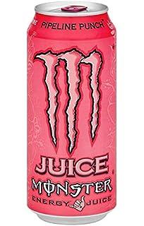 Monster Energy 50cl (pack de 24): Amazon.es: Alimentación y bebidas