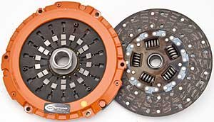 C3500 Clutch Friction Disc (Centerforce DF039000 Dual Friction Clutch Pressure Plate and Disc with Throw Out Bearing)