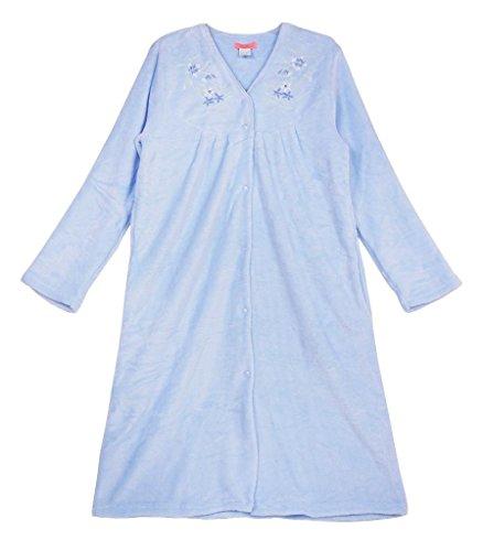 Lati Fashion Women's Long Sleeve Housecoat Robe hot sale