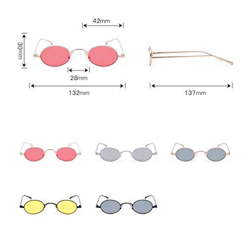 Conductor de 1 Color 1 Gafas Hombre Sol de polarizadas Gafas Colores de Puro Gafas Aluminio Conducción de para para BEI Sol Opcionales 5 Sol HT de qwvASTfv