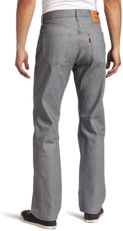 Levi's Męskie spodnie jeansowe 501: Levi's: Odzież