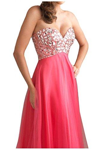 nice pink prom dresses - 1