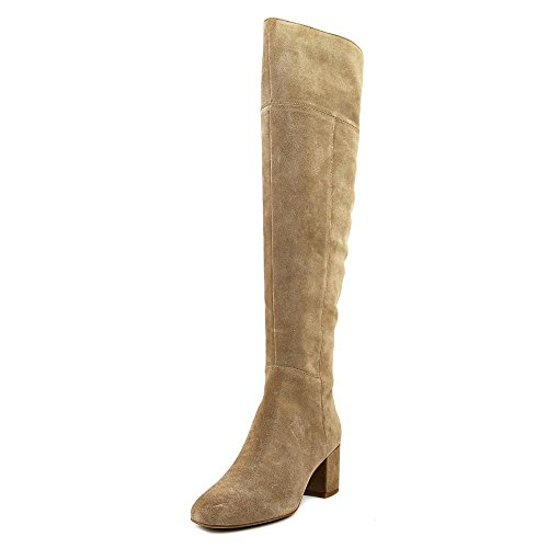 Franco Sarto Women's Kerri New Mushroom Suede Boot by Franco Sarto