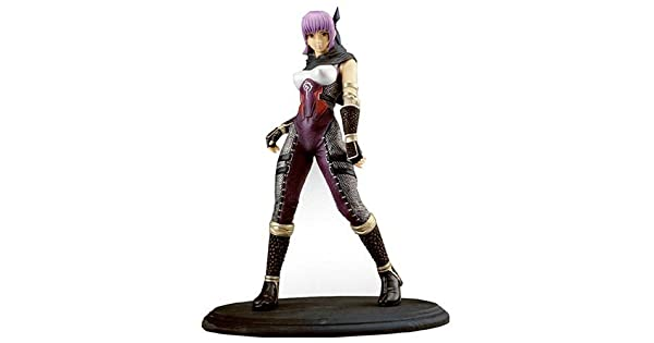 Amazon.com: Ninja Gaiden sv-04 Ayane 1/6 Escala Figura: Toys ...