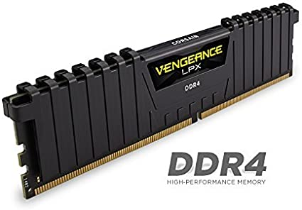 Corsair Vengeance LPX 32GB DDR4 DRAM 2666MHz C16 Memory Kit for DDR4 Systems 2400 MT//s
