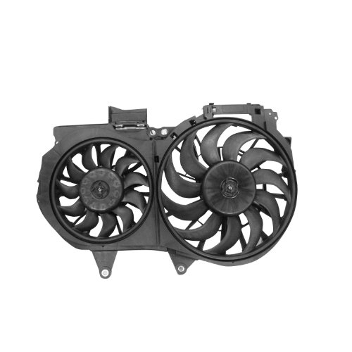TYC 622540 Replacement Cooling Fan Assembly for Audi (Audi A4 Cooling)