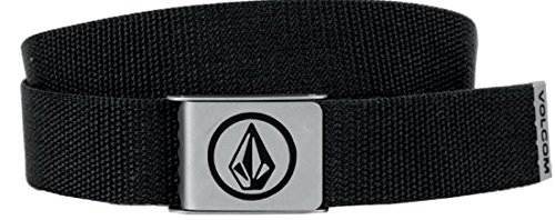 volcom-mens-circle-web-belt-black-one-size
