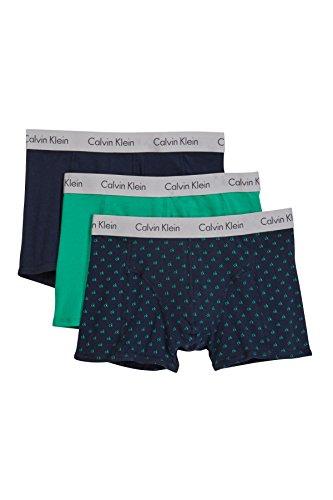 d26843473e67 Calvin Klein Men's Elements 3 Pack Trunks   Weshop Vietnam