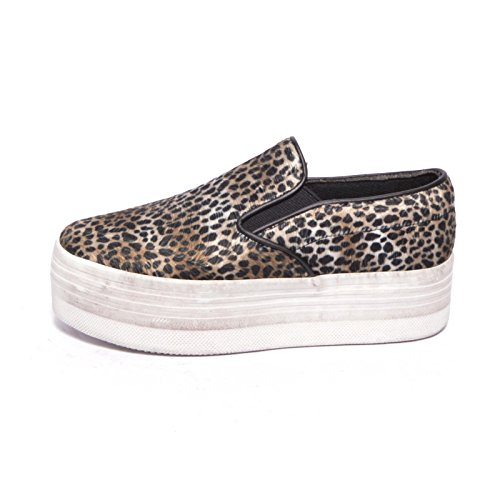 JC Play by Jeffrey Campbell Chaussures femme Slip on Leopard - Maculato