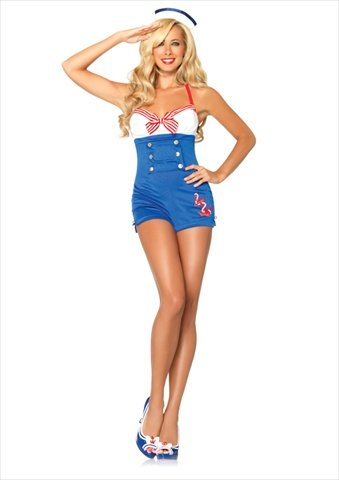 High Seas Honey Adult Costume - Large