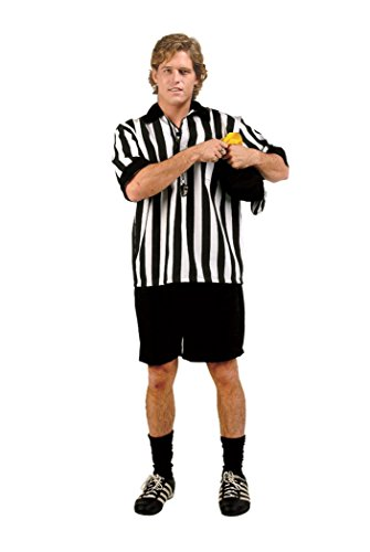 RG Costumes Referee Costume, Plus (Plus Size Referee Costumes)