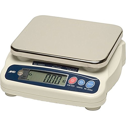 Digital Compact Bench Scale 1000g/2 lb. - Shh Shop