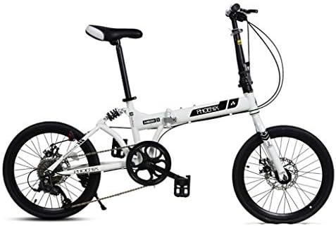 Bicicleta plegable 20 pulgadas de velocidad variable Scooter ...