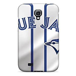 Eyn3115exRp Faddish Toronto Blue Jays Cases Covers For Galaxy S4